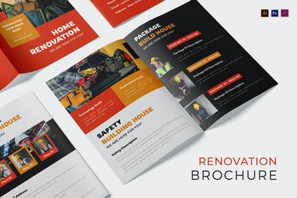 Home Renovation Brochure