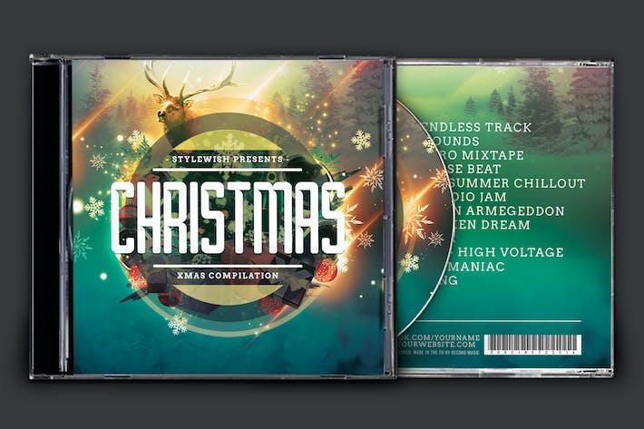 Thumbnail for Christmas CD Cover Artwork