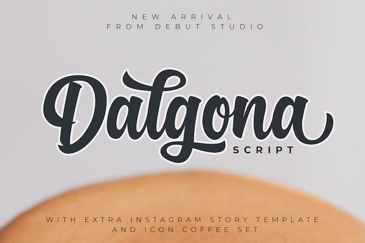 Thumbnail for Guión Dalgona