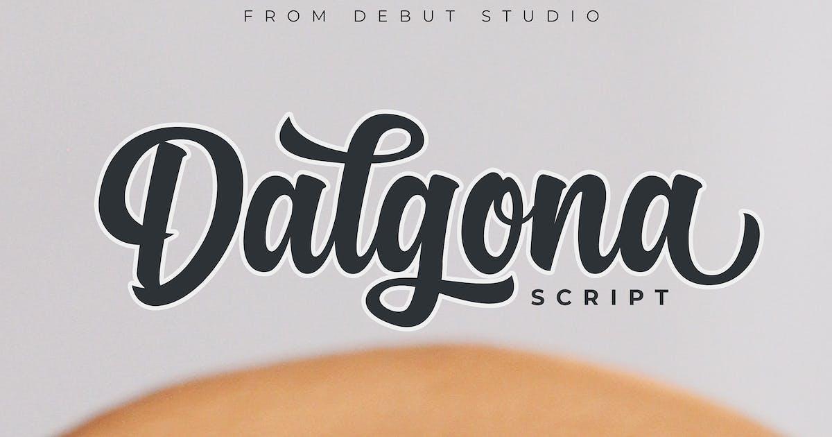 Download Dalgona Script by DebutStudio