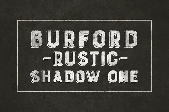 Thumbnail for Burford Rustic Shadow One A