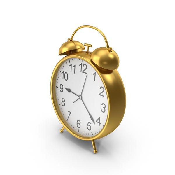Thumbnail for Gold Alarm Clock