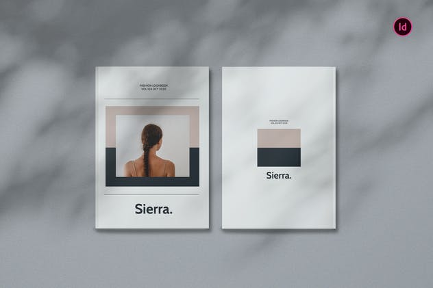 Sierra Fashion Magazine Template BL