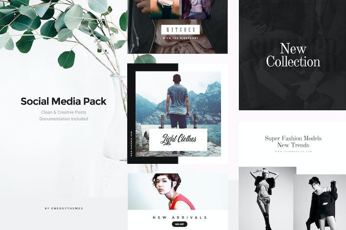 Thumbnail for Social Media Banners - Vol7