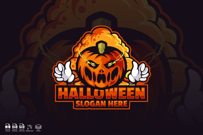 Thumbnail for Halloween logo