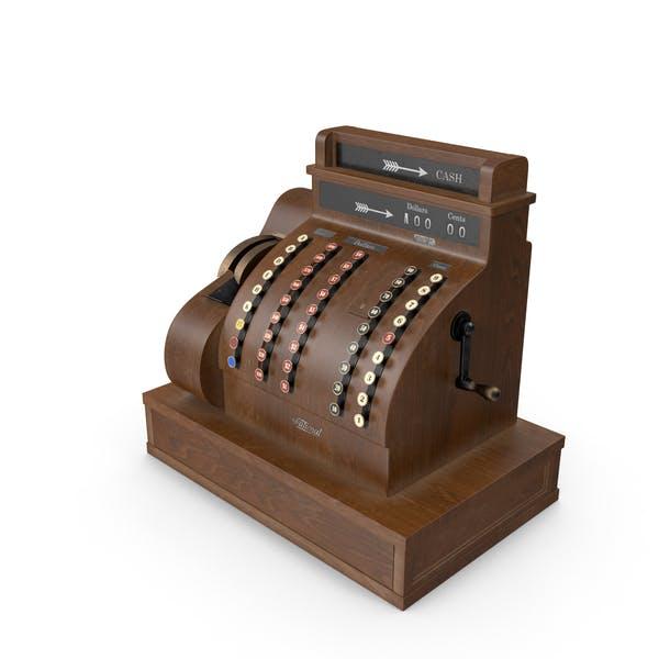 Thumbnail for Vintage Cash Register
