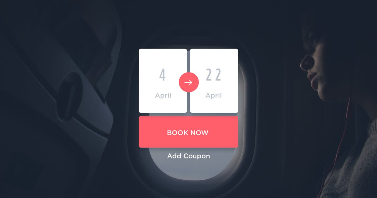 Booking Date Selector Widget by Unknow