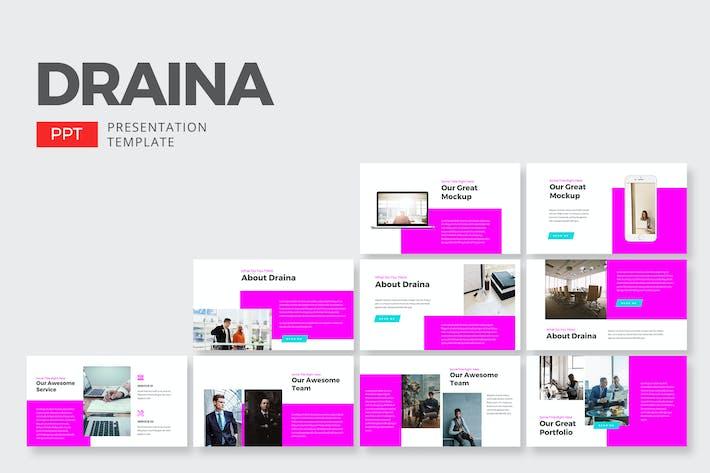 Thumbnail for Draina Marketing - Powerpoint