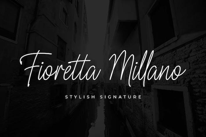 Thumbnail for Fioretta Millano - Stylish Signature