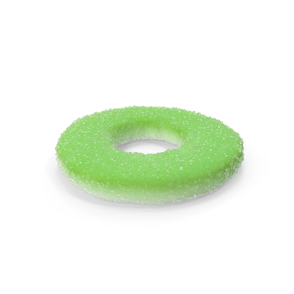 Thumbnail for Sugar Coated Gummy Ring Apple