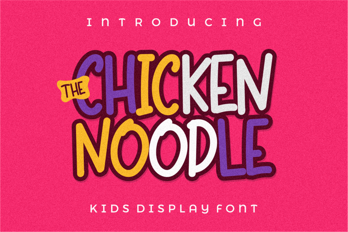 Thumbnail for The Chicken Noodle