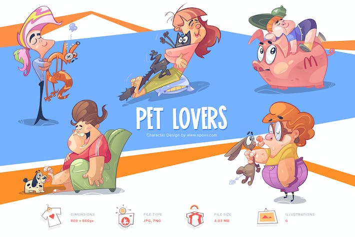 Thumbnail for Pet Lovers