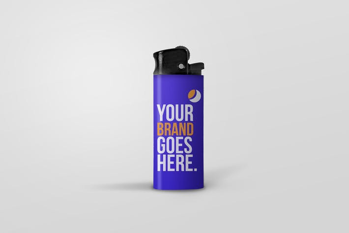 Thumbnail for Lighters Mockups