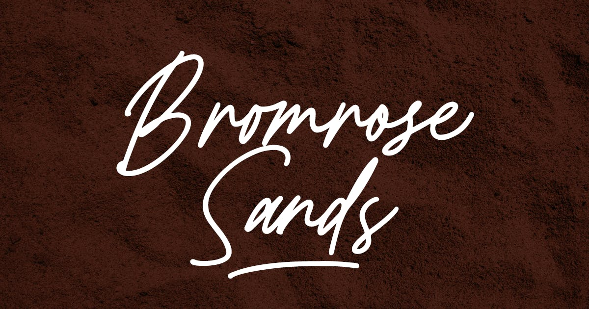 Download Bromrose Sands Signature by Rillatype