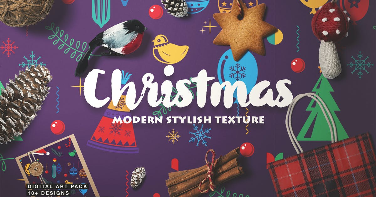 Download Christmas Seamless Patterns by Wutip