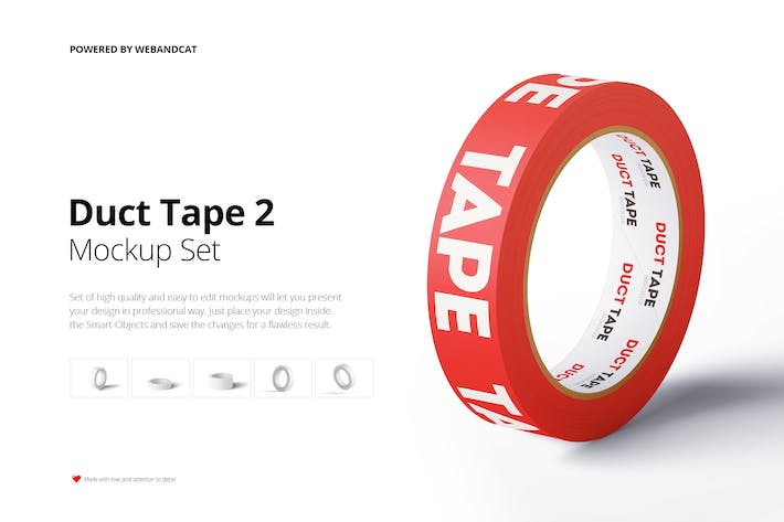 Thumbnail for Duct Tape Mock-up 2