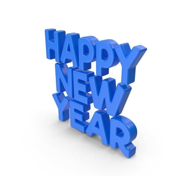 Toon Año Nuevo