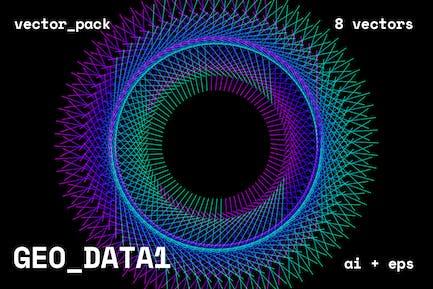 GEO/DATA1 VVektor paket