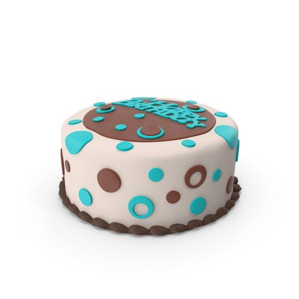 Birthday Cake Von PixelSquid360 Auf Envato Elements