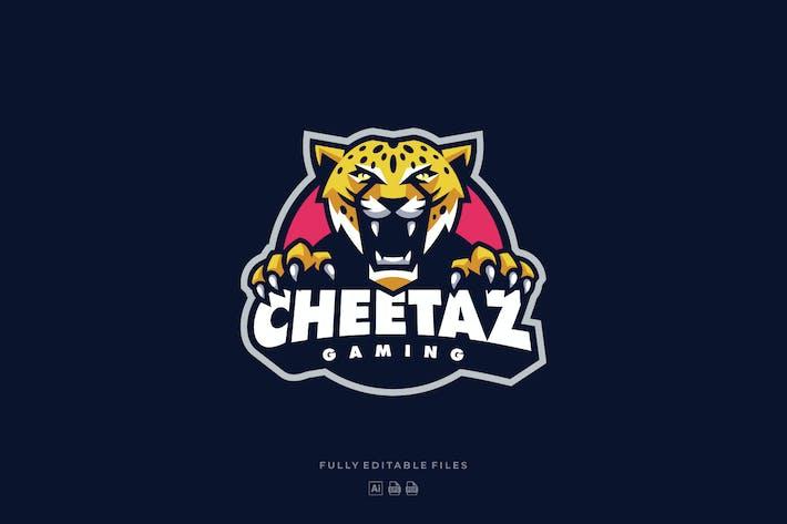 Cheetah Sports and E-sports Logo