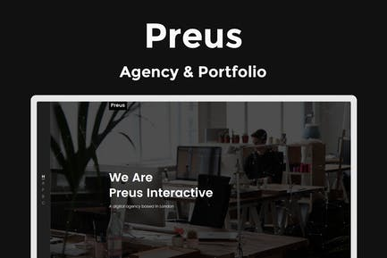 Preus - Agence Numérique/Modèle de Réalisations