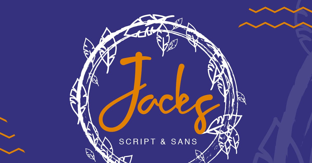 Download Jacks Font by factory738