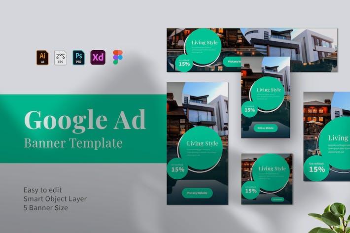 Thumbnail for Google Ads Web Banner 10