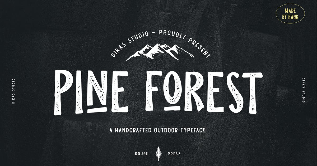 Download Pine Forest by DikasStudio