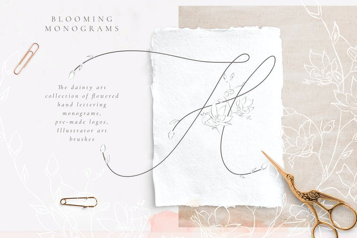 Thumbnail for Tender Feeling ~ Monograms/Logos