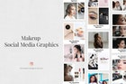 Makeup Animated Instagram Stories