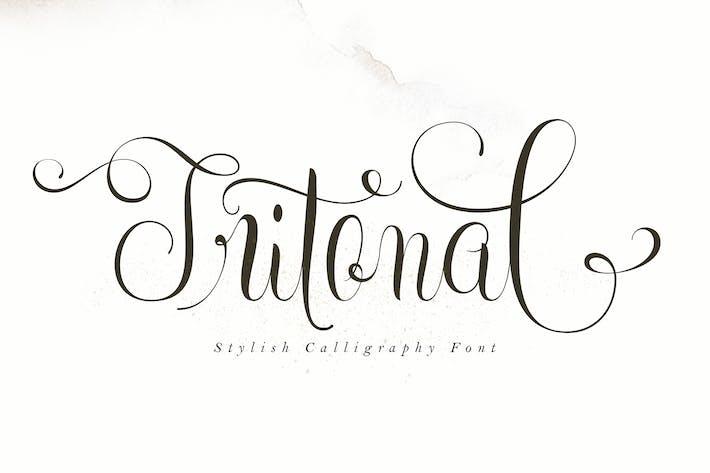 Thumbnail for Tritonal Script