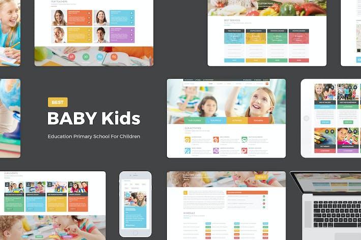 Thumbnail for Baby Kids