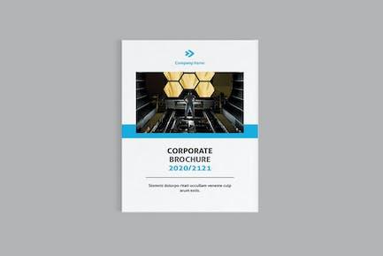 Brocore - A4 Corporate Brochure Template