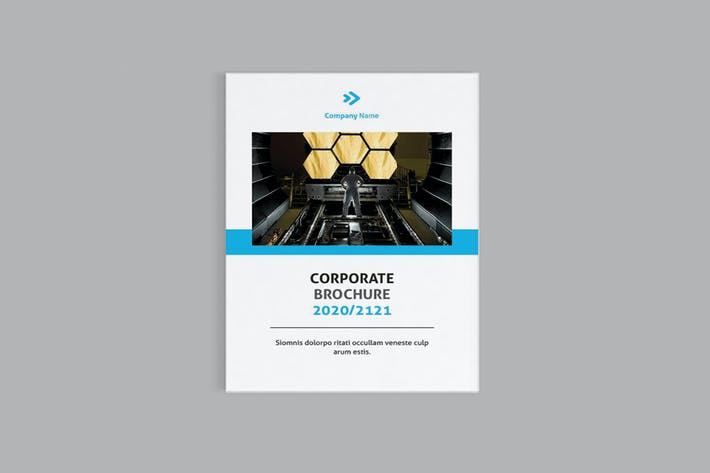 Thumbnail for Brocore - A4 Corporate Brochure Template