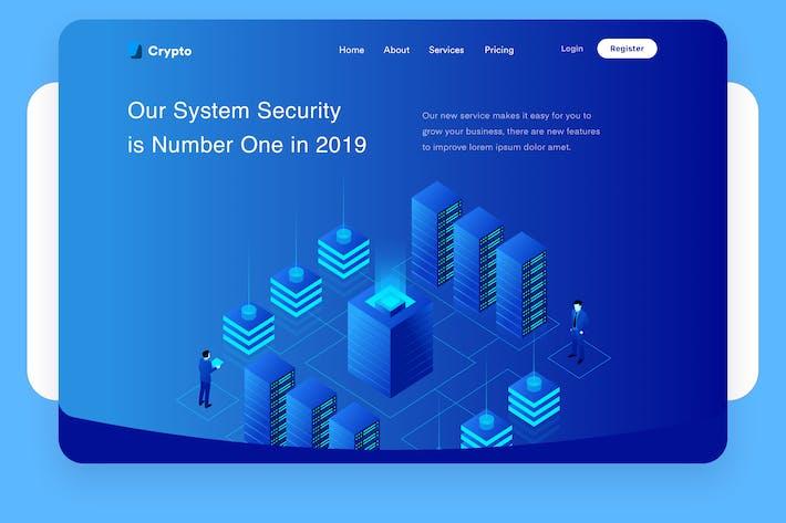 Thumbnail for System Security Desktop Header Illustration