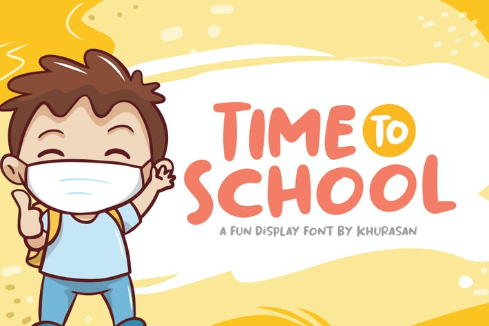 Thumbnail for Time To School