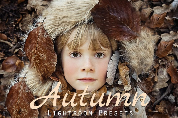 Thumbnail for 50 Autumn Lightroom Presets