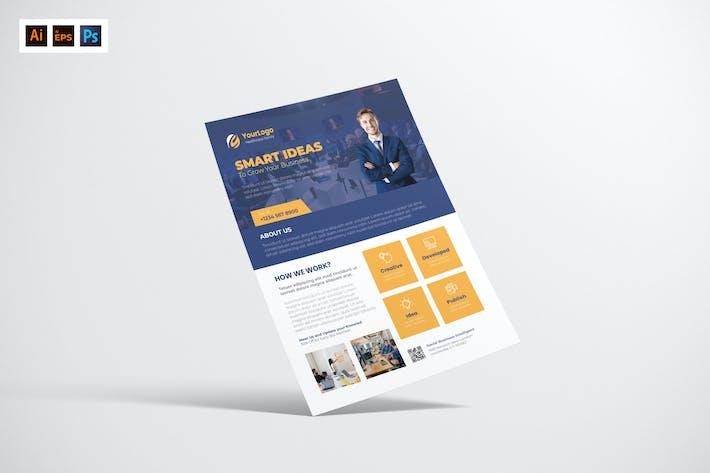 Thumbnail for Business Flyer Design