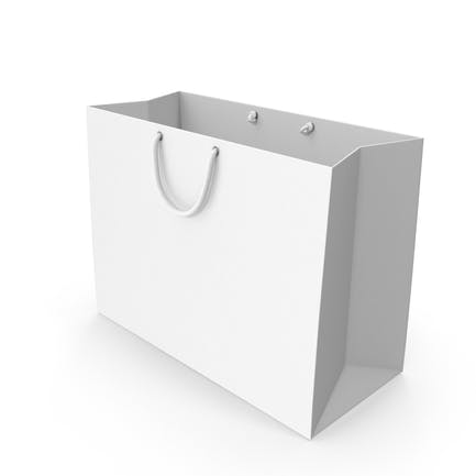 Paper Shopping Bag with String Handle