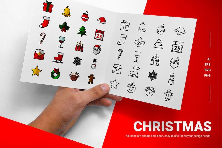 Christmas - Icons