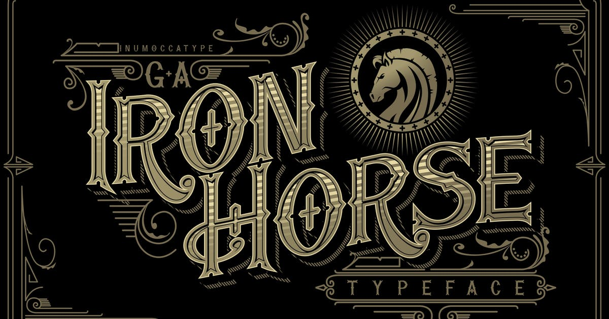 Download G.A IRON HORSE by inumocca