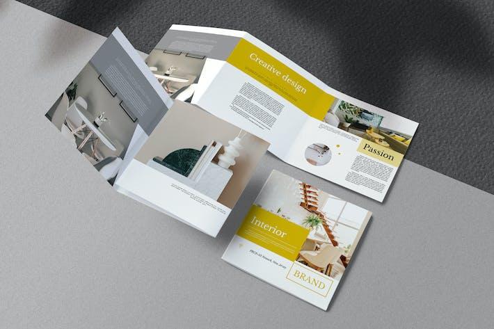 Interior Indesign Brochure