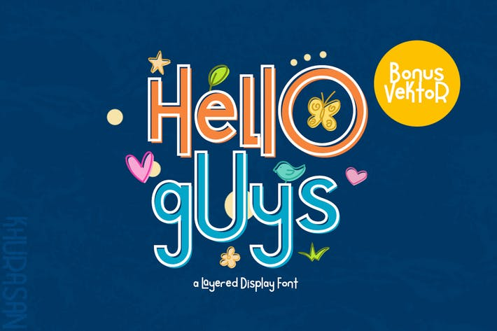 Thumbnail for Hello Guys