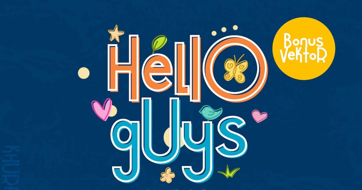 Download Hello Guys by khurasan