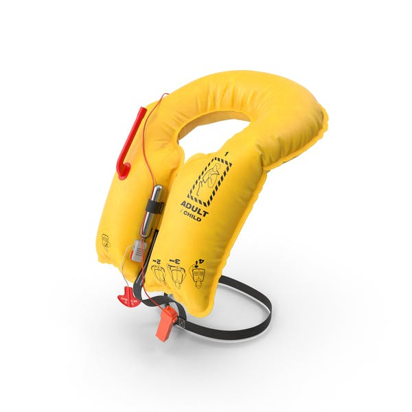 Cover Image for Aircraft Life Jacket