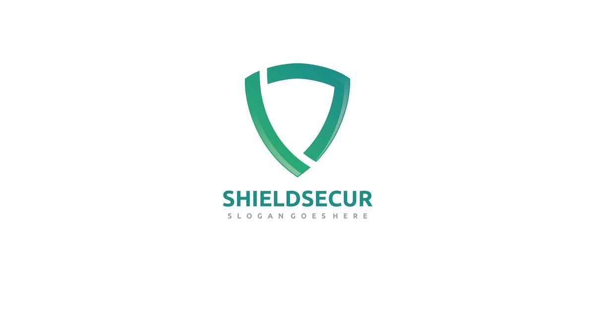 Security Shield Logo by 3ab2ou