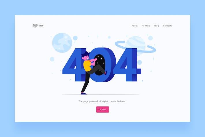 Thumbnail for 404 Ilustraciones de Página