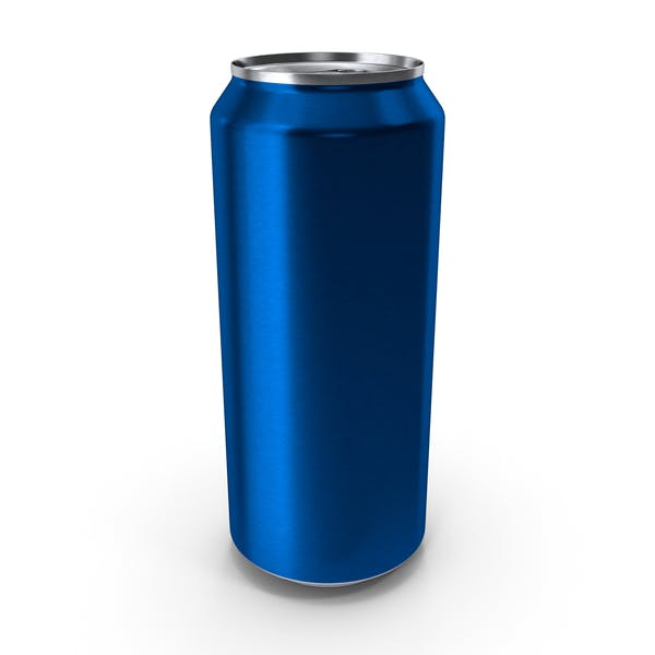 Tall Beverage Can