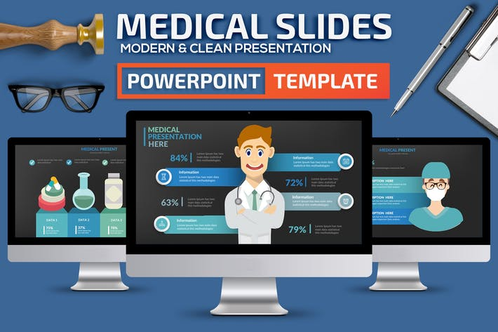Thumbnail for Medical Powerpoint Presentation