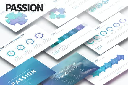PASSION - Multipurpose PowerPoint Presentation